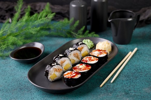kofuku-sushi-roll