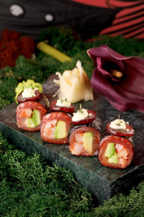 sashimi-roll