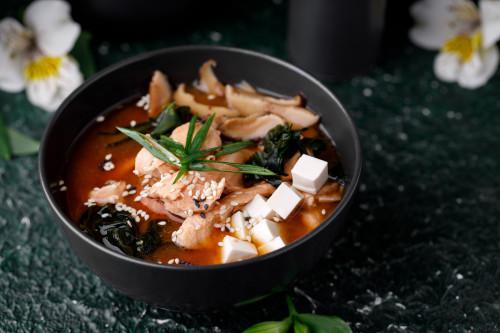 miso-salmonm